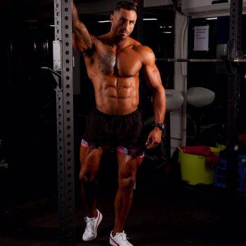 Wollongong male stripper Kyle