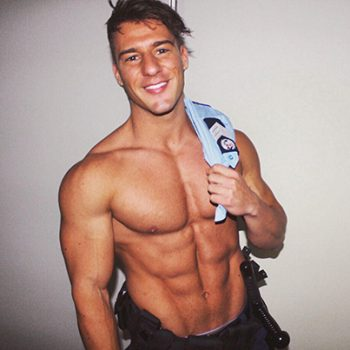 Perth male stripper Tommy