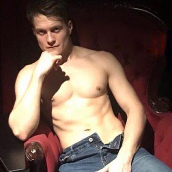 Darwin male stripper Luke